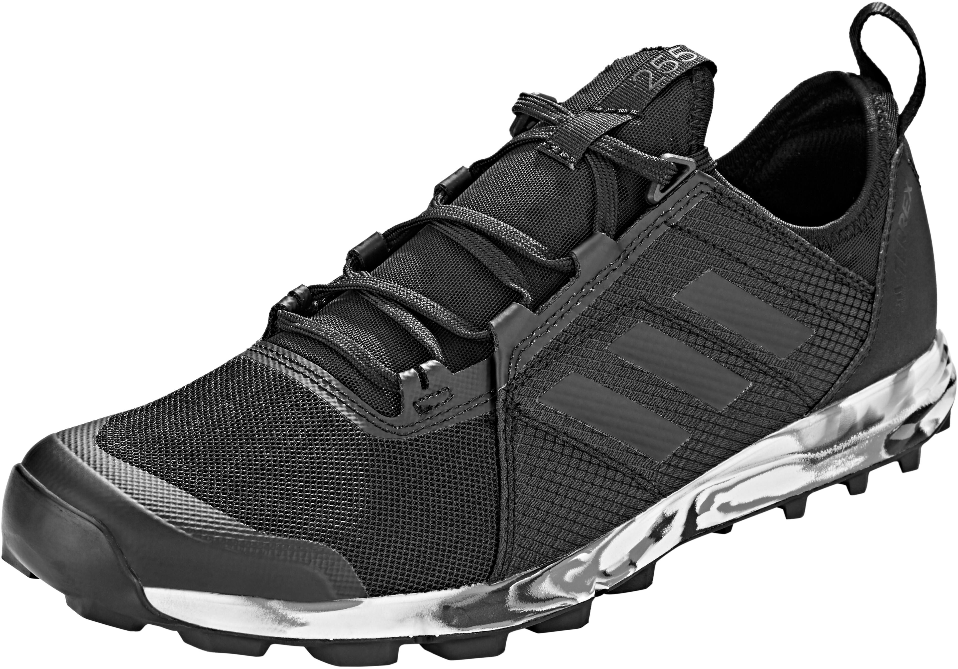 Increíble eficientemente atraer  adidas TERREX Agravic Speed Shoes Men core black/core black/core ...